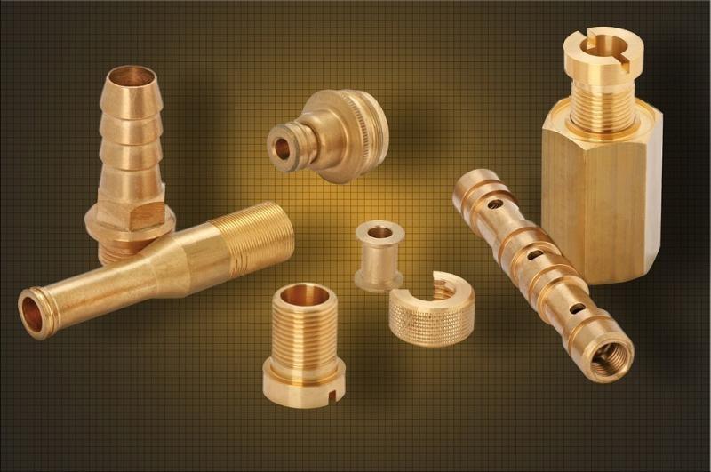 Fabrica de peças industriais
