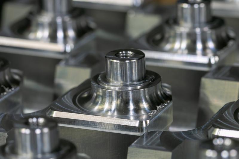 Fabricação de peças industriais