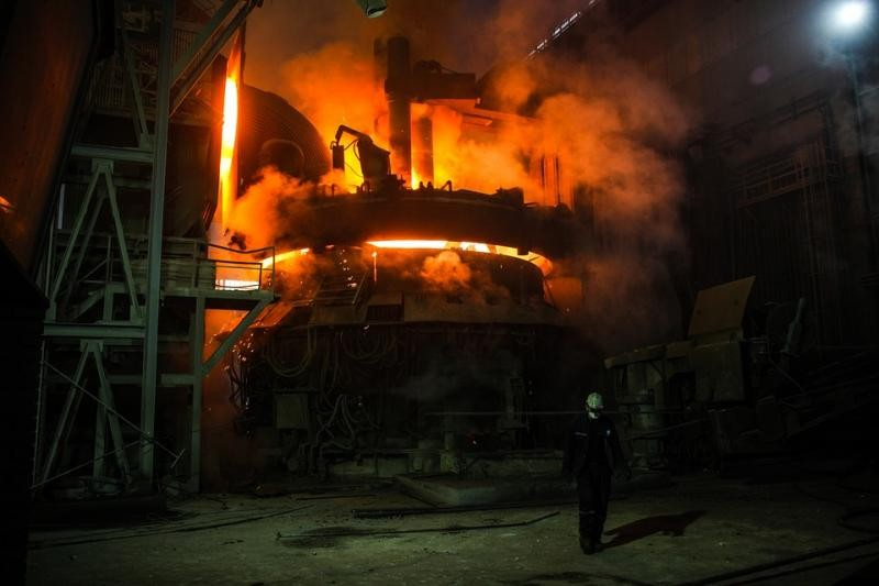 Manutenção em fornos industriais