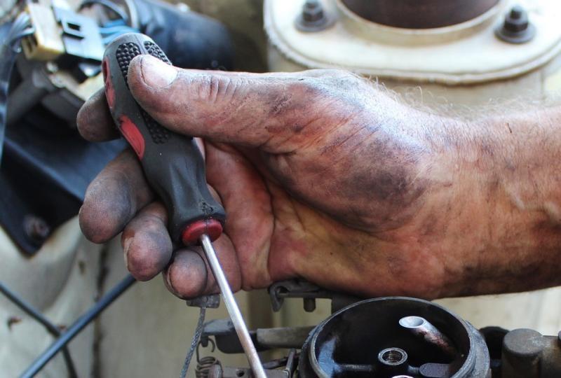 Usinagem de peças mecanicas
